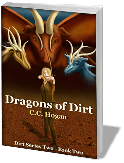 Series Two Book Two - Dragons of Dirt