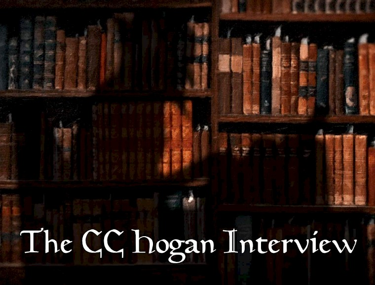 Interview with C.C. Hogan