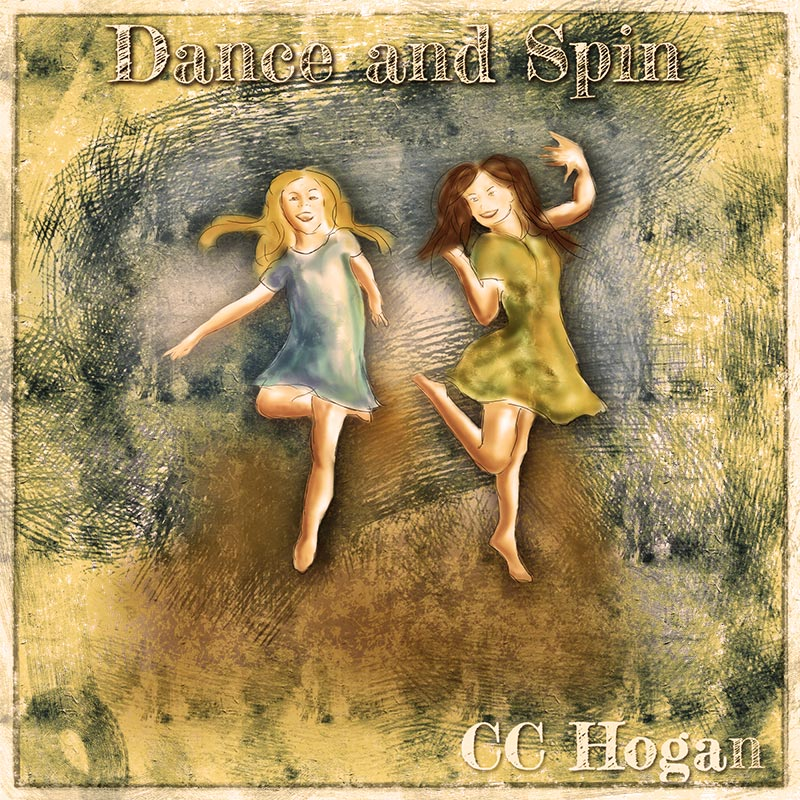 Potential cover for Dance and Spin Copyright CC Hogan