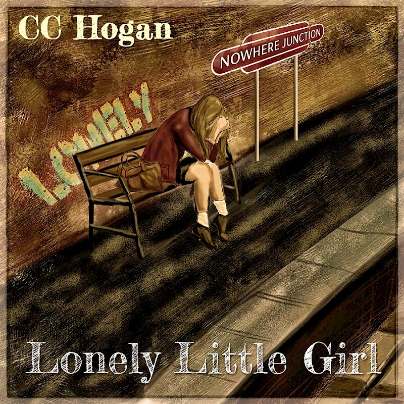 Potential Cover for Lonely Little Girl - Copyright CC Hogan