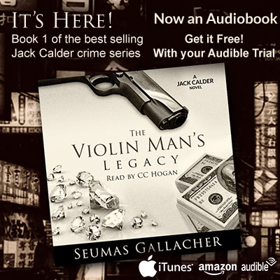 The Violin Man's Legacy Audiobook